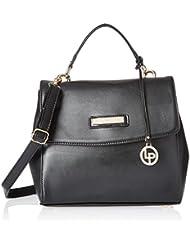 Lino Perros Women's Handbag (Black) - B01HT49XDY