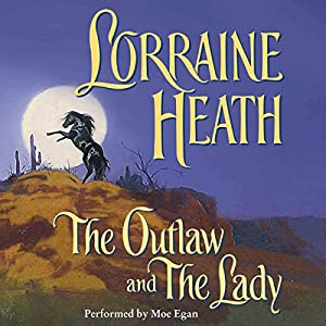 The Outlaw and the Lady Audiobook