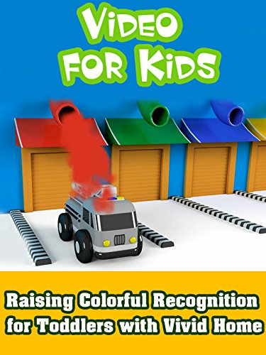 Raising Colorful Recognition for Toddlers with Vivid Home