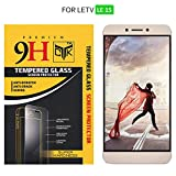 For LETV Le 1S (Pack Of 2) - TGK PREMIUM 9H Hardness ShatterProof Toughened Tempered Glass Screen Protector