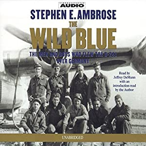 The Wild Blue Audiobook
