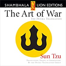 The Art of War Audiobook by Sun Tzu Narrated by  Denma Translation Group