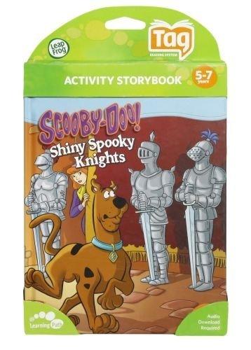 Scooby-Doo Shiny Spooky Knights Gr 5-7 - 1