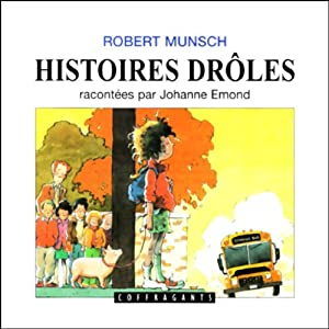 Histoires drôles 1 Audiobook