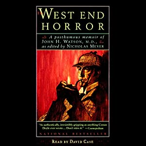 The West End Horror Audiobook