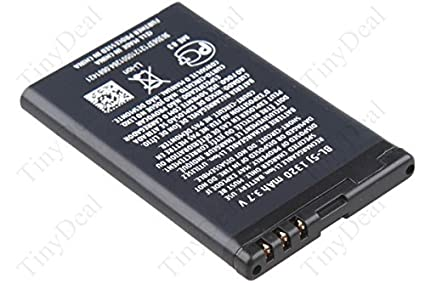 Tiny-Deal-1320mAh-BL-5J-Battery-(for-Nokia)