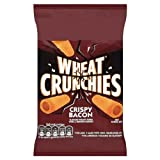Wheat Crunchies Crispy Bacon Flavour 38g (Pack of 24)