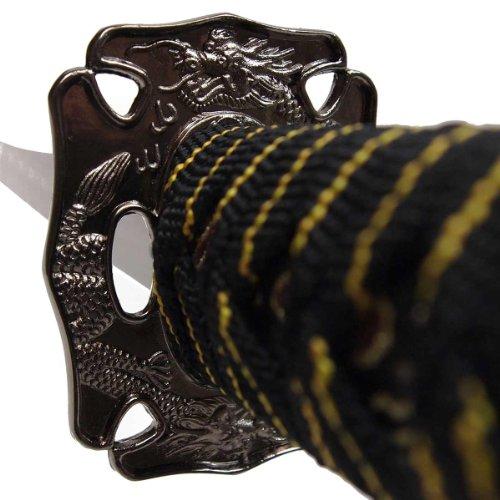 DerShogun Black Dragon Deko-Katana