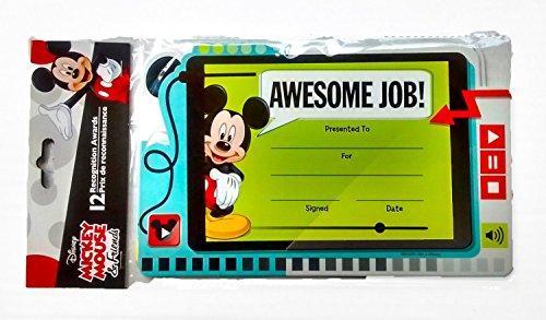 Mickey Mouse Bulletin Board Trim Wall Clubhouse & Friends Kids Back to School Pre-school Elementary Borders 14 Strips 18 x 2.5