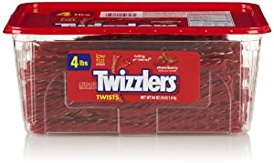 Twizzlers Strawberry Twists, 64 Oz
