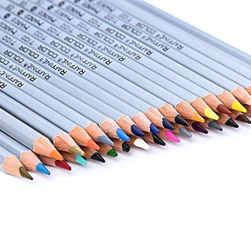 newcomdigi-36-colorate-matite-per-pittura-pastelli-colorati-acquerello-matite-colori-a-matita-colora