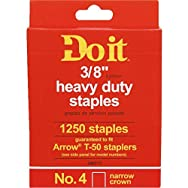 Do it Best Global Sourcing 346717 Do it No. 4 Staples-3/8