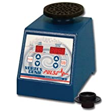 Scientific Industries SI-P296 Vortex-Genie Pulse Pulsing Vortex Mixer with Australian Plug, 240V, 500 - 2,850 rpm