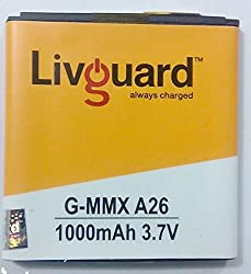 Mobile battery for Micromax A26/ A62/ A34 /Bolt Series(also Compitable intex aqua Star A- Glory)