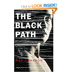 The Black Path Asa Larsson and Marlaine Delargy
