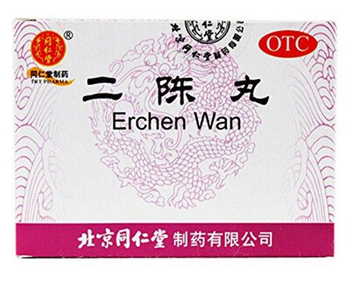 tong-ren-tang-er-chen-wan-pinellia-pachyma-compound-pills6g-x-12sachets-for-damp-phlegm