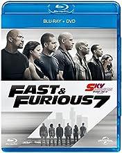ワイルド・スピード SKY MISSION ブルーレイ+DVDセット [Blu-ray]