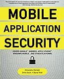Mobile Application Security (0071633561) by Dwivedi, Himanshu