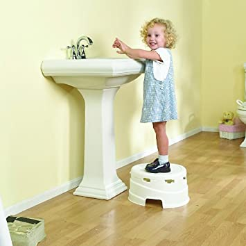 Brilliant Primo 4 In 1 Soft Seat Toilet Trainer And Step Stool White Machost Co Dining Chair Design Ideas Machostcouk