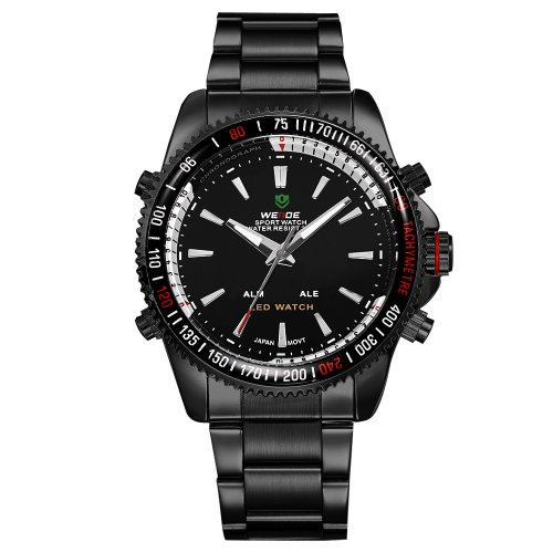 Weide New Men'S Military Sports Led Digital Quartz Alarm Wristwatches Wh903 Brand Hot Sale Gokelly