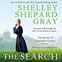 The Search: The Secrets of Crittenden County, Book 2 Audiobook by Shelley Shepard Gray Narrated by Bernadette Dunne