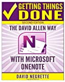 img - for Getting Things Done the David Allen Way with Microsoft OneNote, Second Edition book / textbook / text book