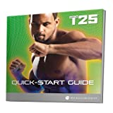 FOCUS T25 Shaun Ts NEW Workout DVD Program-Get It Done in 25 Minutes