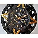 XOSKELETON Superlative Star Blue Sapphire Limited Edition Men's Ion Plated Watch