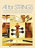 78SB - All For Strings Book 1: String Bass (0849732255) by Robert Frost