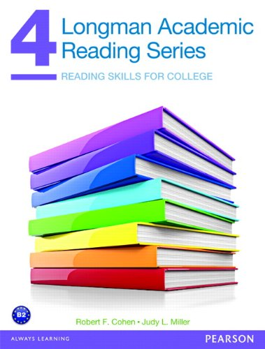 Longman Academic Reading, Series 4: Reading Skills for College