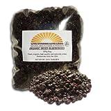 100% Organic Dried Blueberries 200g Bag - 7oz