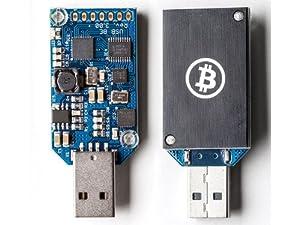 ビットコインBitcoinマイナー(採掘)333MH/s USB ASIC MINER 日本語マニュアル付き
