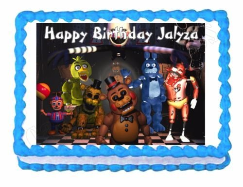 five-nights-at-freddys-fnaf-party-edible-cake-image-cake-topper-frosting-sheet-1