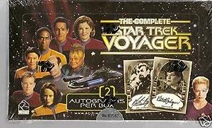 Star Trek Complete Voyager sealed boxes