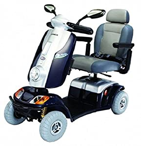 Kymco Maxi XL Heavy Duty 8mph 4 Wheeled Road Mobility Scooter
