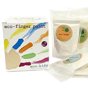 Eco Kids Finger Paint Eco Kids Non Toxic Natural Paint