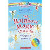 The Rainbow Magic Collection, Volume 1: Books #1-4by Daisy Meadows
