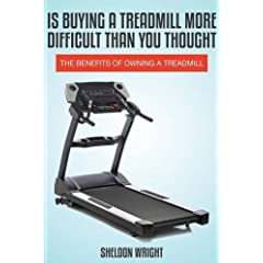 Is Buying a Treadmill More Difficult Than You Thought: The Benefits of Owning a Treadmill available at Amazon for Rs.297.48