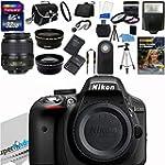 Nikon D3300 24.2 MP CMOS Digital SLR...