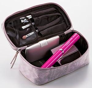 ツインバード 音波振動式歯ブラシ BD-2741 ピンク・BD-2741P