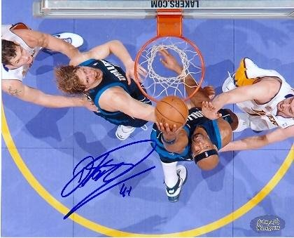 Autographed Dirk Nowitzki Photo - 8X10 Image #4 - Autographed Nba Photos