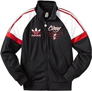 NCAA Cincinnati Bearcats Mens Originals BTC Track Jacket by adidas