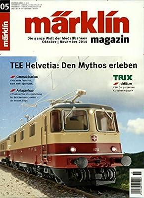 Märklin Magazin [Jahresabo]