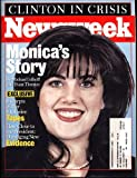 img - for Newsweek Magazine February 2, 1998 Sex, Lies and the President book / textbook / text book