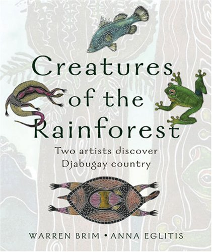 Creatures of the Rainforest: Two Artists Explore Djabugay Country