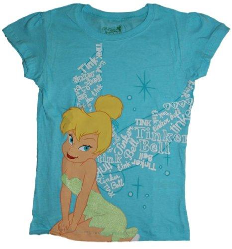 Disney's Tinkerbell Girls T-shirt (4-6x) (4)