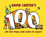 David Carters 100: Lift the Flaps and Learn to Count!