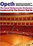 Opeth: Live in Concert At The Royal Albert Hall (Two-Disc DVD/CD)