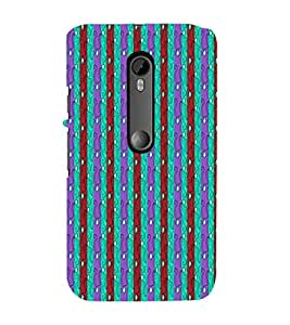 EPICCASE paddy fields Mobile Back Case Cover For Moto G 3rd Gen (Designer Case)