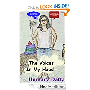 The Voices in My Head Kindle book cover